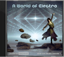 """A World of Electro"", AKA ""Chill-out Music Volume 1"" is a musical paradise for all those that enjoy soft club music, like Buddha bar and Cafe del mar."