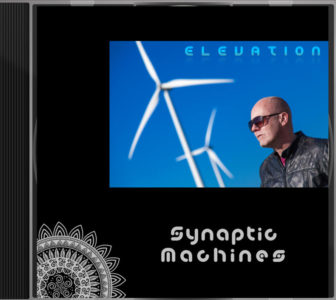 "ArtWork of the electro Anthem CD ""Elevation"", released in 2013 by Edouard Andre Reny"