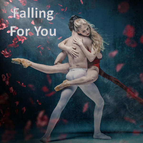 """Artwork of """"Falling for you"""": """"Falling for you"""" is an uplifting chart-like Latin pop track with a party feel: It will make you move your booty! Moombahton dance rhythm, catchy bass line, acoustic & electric guitars, Spanish guitar hooks and electro elements carry fun male vocals."""