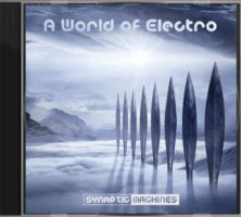 """A World of Electro"" is a progressive electronic music album produced by composer Edouard Andre Reny"